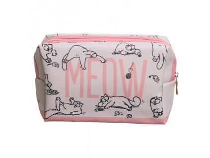 kosmetická taška Simons cat 4