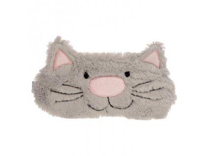 maska na spaní na oči kočka kočičí