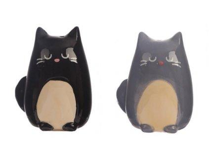 slánka a pepřenka kočka