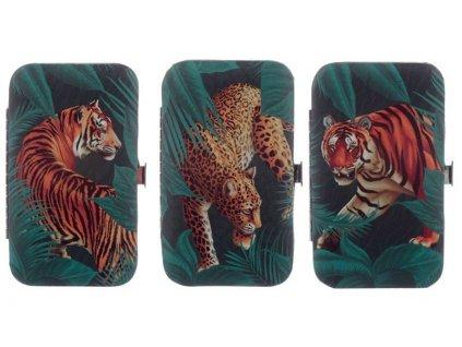 manikúra kočka s kočkou kočičí mačka s mačkou tygr tiger šelma gepard