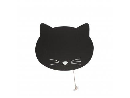 tabule kočka s kočkou kočičí
