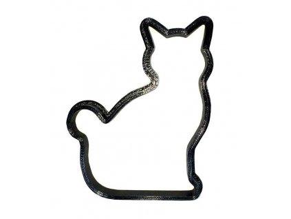 vykrajovátko tvořítko kočka s kočkou kočičí 5