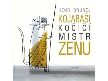 kobajaši kočičí mistr zenu kniha kočka s kočkou kočičí