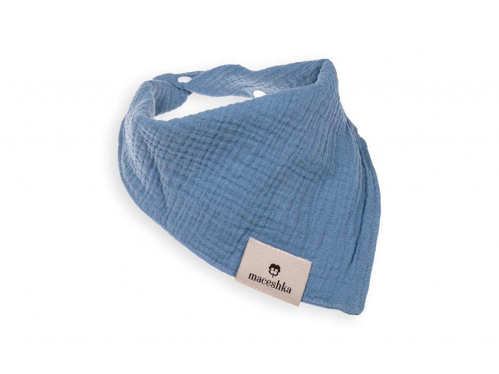 Slintáček Maceshka Nature jednoduchý Blue Jean