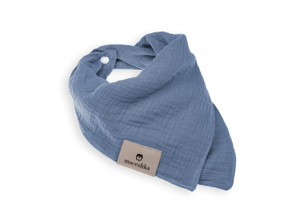 Slintáček Maceshka Nature dvojitý - Blue Jean