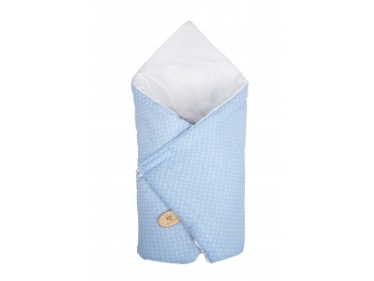 Zavinovačka Maceshka basic puntík v modré