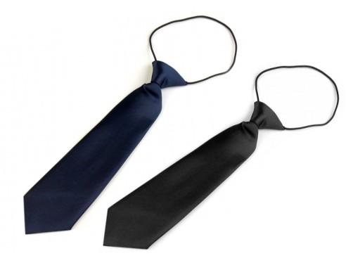 Kravaty na gumičce
