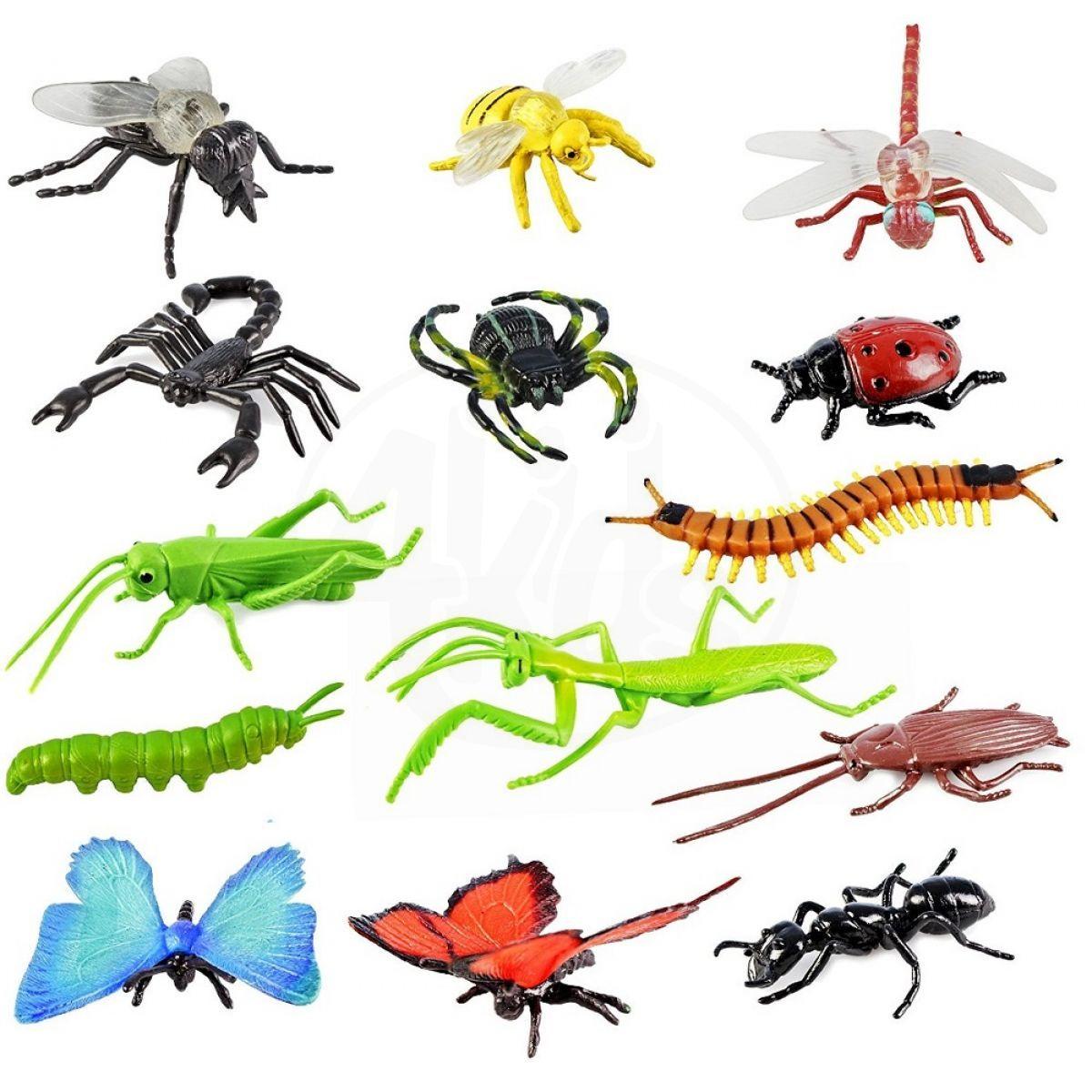 Lapače hmyzu a škůdců