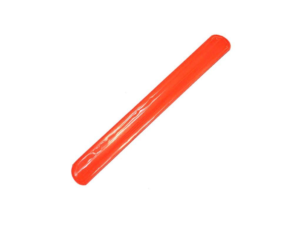 Reflexni Páska Oranžová - 25 Cm