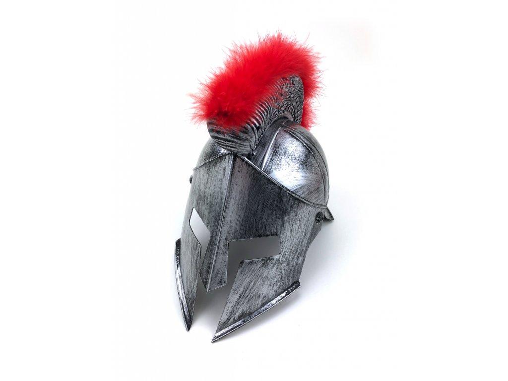 Helma korintského bojovníka (Barva Zlatá)
