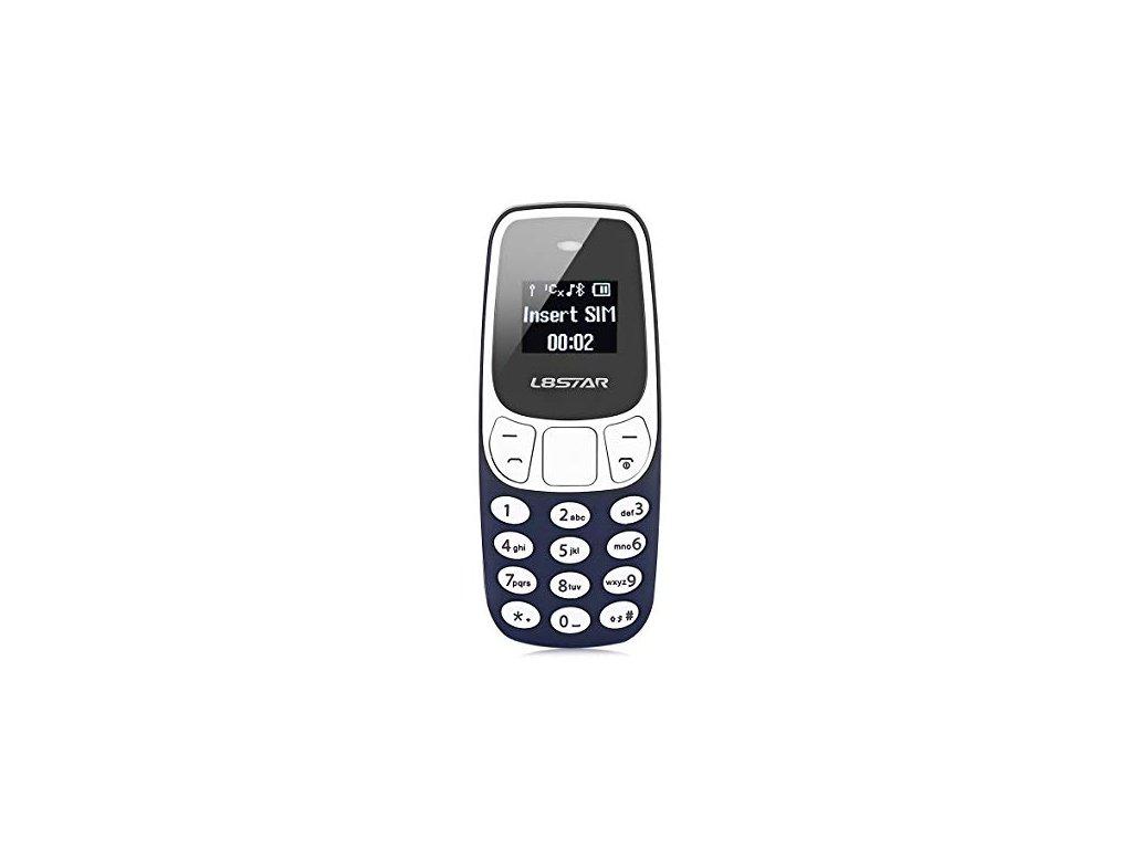 Mini mobilní telefon BM10