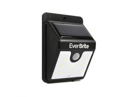 Solární Světlo S Detektorem - Ever Brite