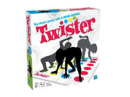 Twister - Společenska Hra