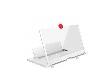 Zvětšovač Displeje Mobilního Telefonu (Barva Bílá)