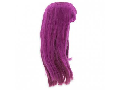 purpurová paruka