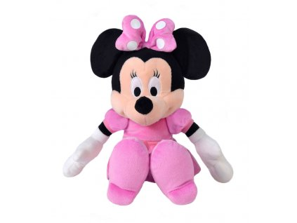 plysova minnie mouse disney 20 cm