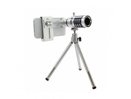 0008021 oem mobile telephoto lens 12x zoom tripod 510