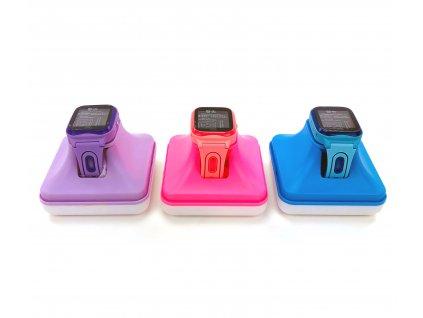 Dětské Hodinky Smart Watch LJL-30 (Opicka Fialová)