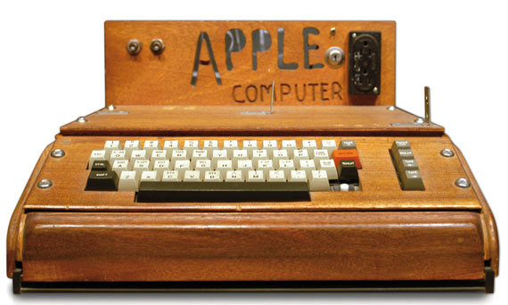 Zajímavosti o Applu | 1. část