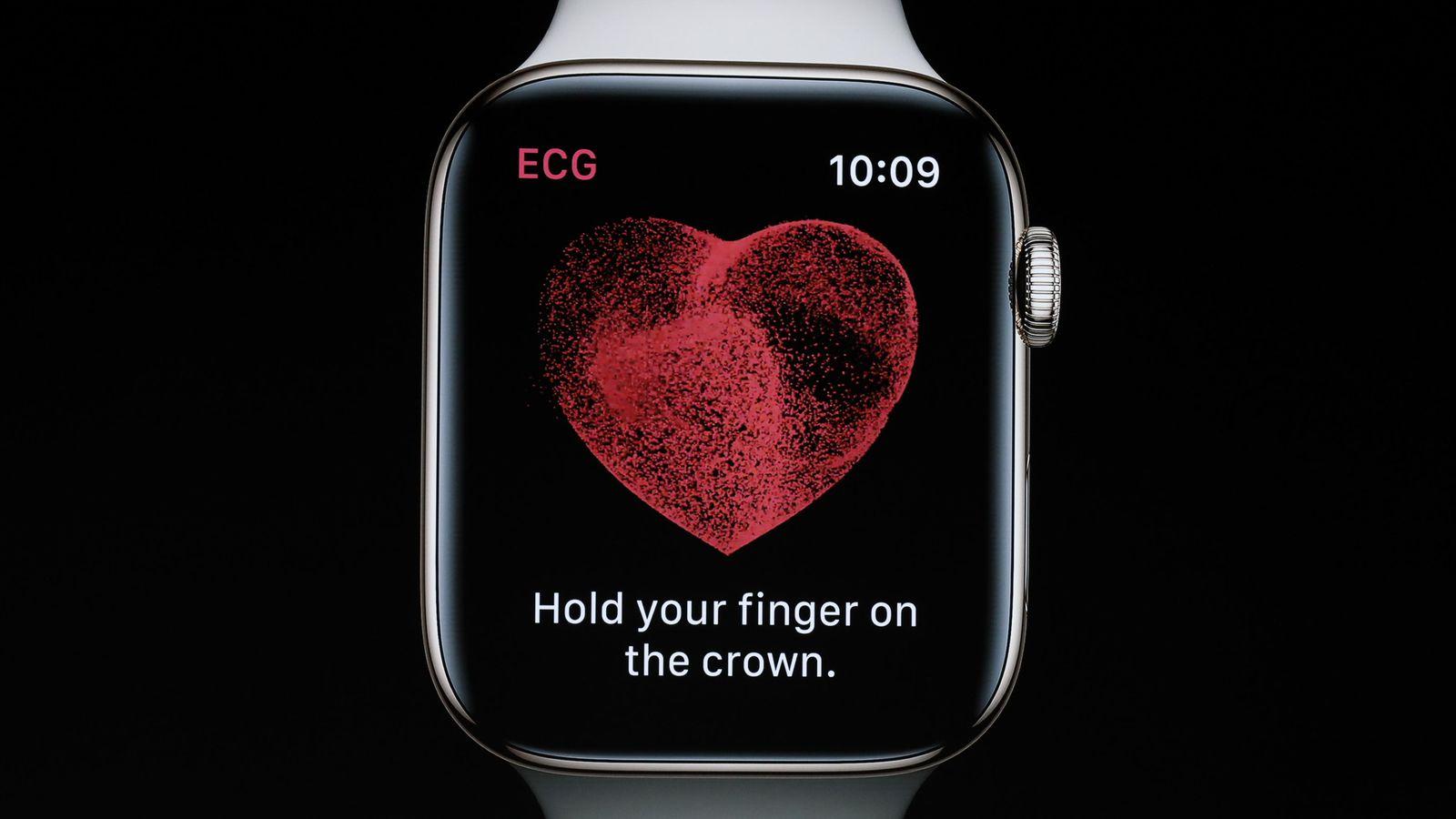 Jaký přináší zádrhel novinka u Apple Watch Series 4 pro ČR
