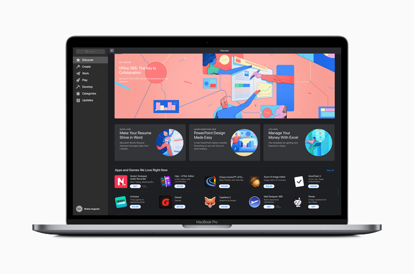 Office 365 už stáhneme i na Mac App Store!