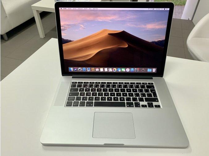 Apple MacBook Pro 15 Retina   2015   i7   16 GB RAM   256 GB SSD
