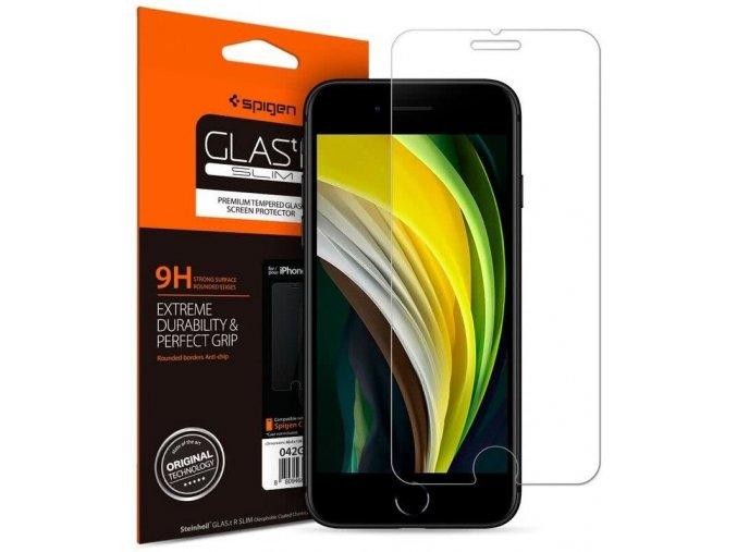 iphonese2020 8 7 sklo spigen