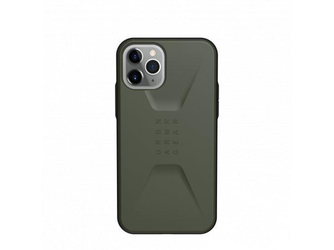 uag olive drab case iphone 11 pro