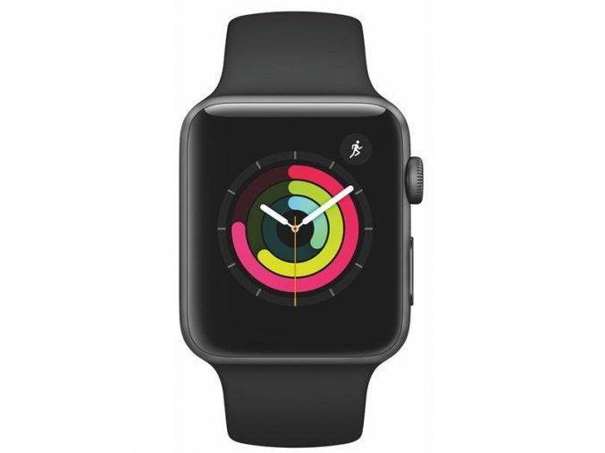 apple watch 3 space grey