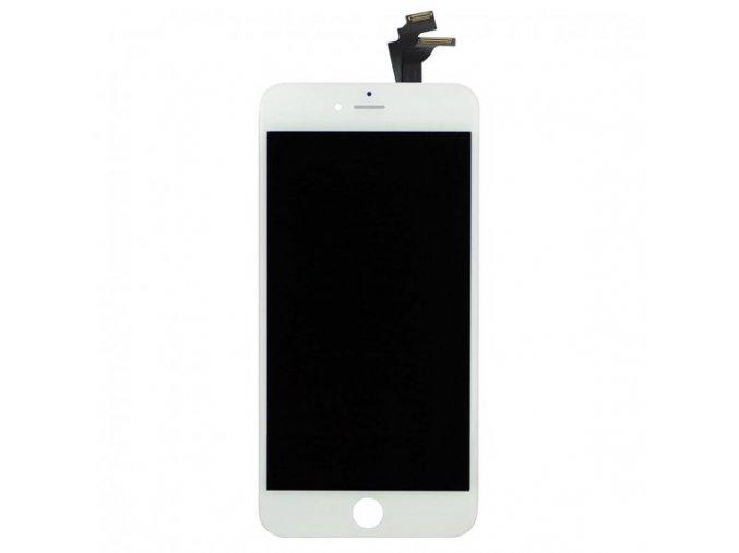 nahradni lcd displej s dotykovym sklem rameckem pro apple iphone 6 plus top kvalita bily