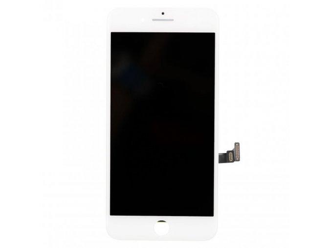 nahradni lcd displej s dotykovym sklem rameckem pro apple iphone 8 plus top kvalita bily