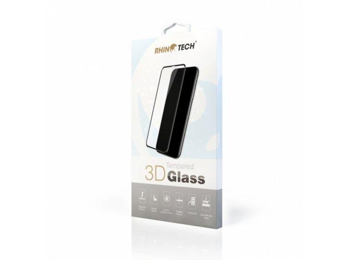 rhinotech 2 tvrzene ochranne 3d sklo pro apple iphone 7 8 black