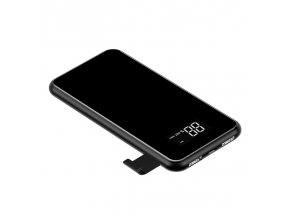 baseus full screen bracket wireless charge power bank 8000mah black3