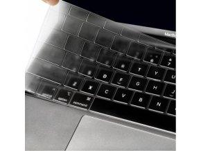 coteetci keyboard skin for new macbook air 13 us type 2018