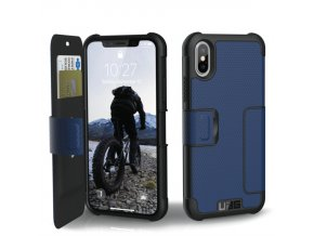 Metropolis Case pro iPhone X | XS | UAG