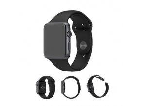 apple watch 38 mm čeny silikon