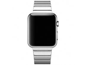 apple watch clankovy reminek silver