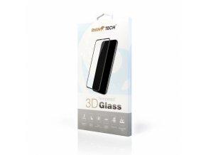 rhinotech 2 tvrzene ochranne 3d sklo pro apple iphone 7 plus 8 plus black