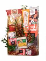 dárkový balíček z maďarských delikates