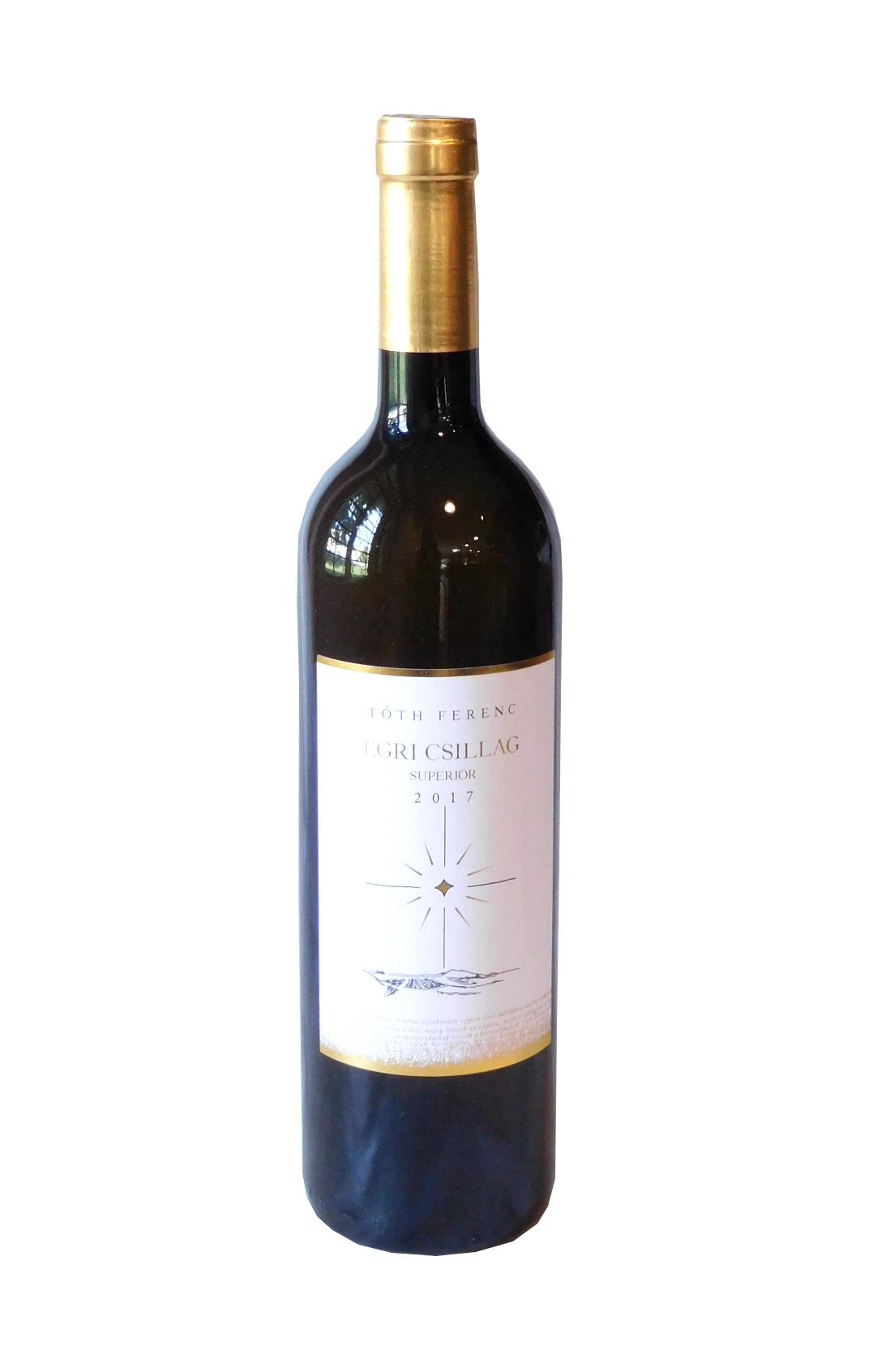 Egri Csillag superior (bílé výběrové víno)