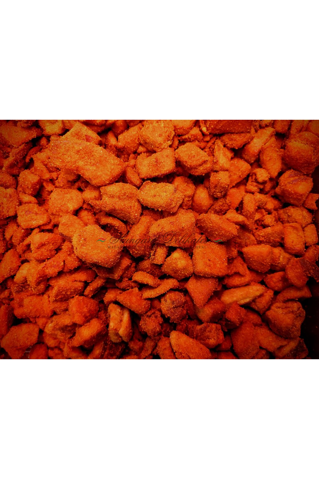 Paprikové škvarky