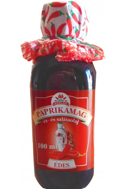 Paprikový olej sladký