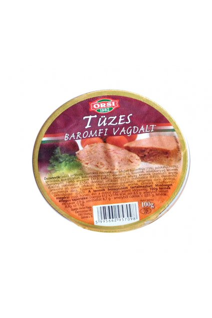 Orsi pálivý lunchmeat 100 g