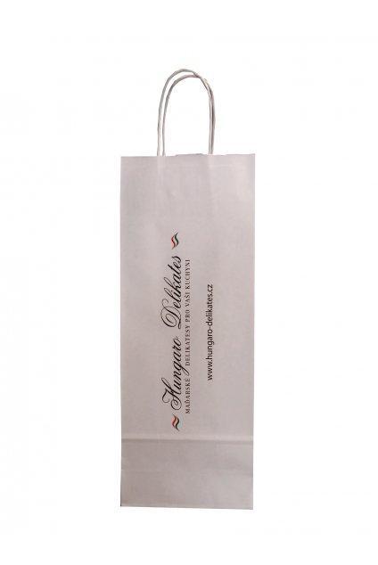 Dárková taška Hungaro Delikates (na víno)