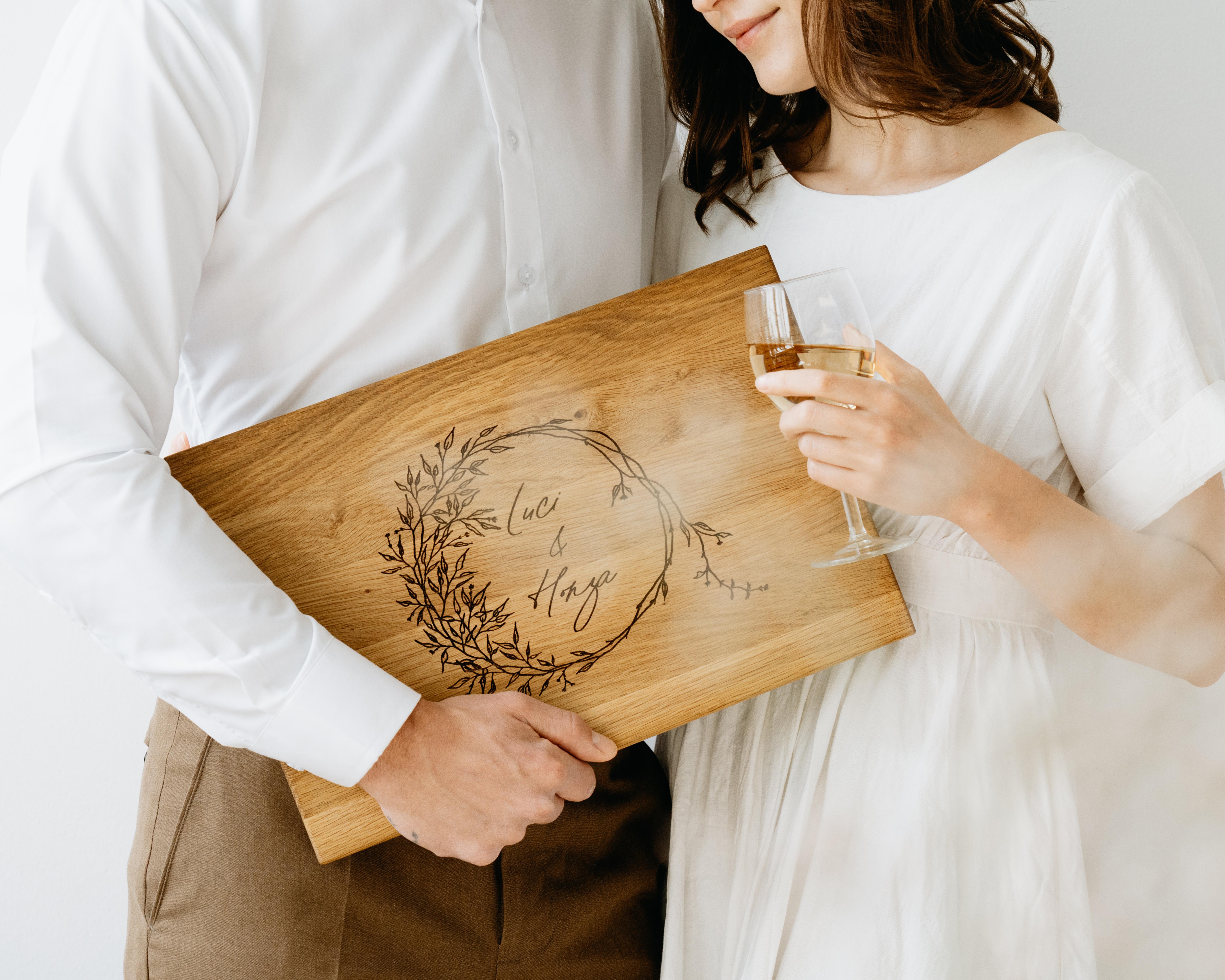 Tipy na svatební dary