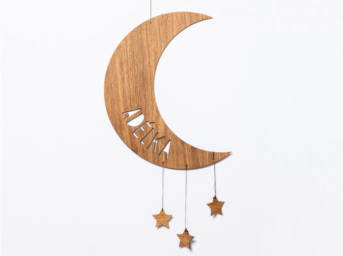 Měsíc a hvězdy