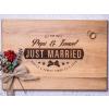 """Svatební """"Just Married"""""""