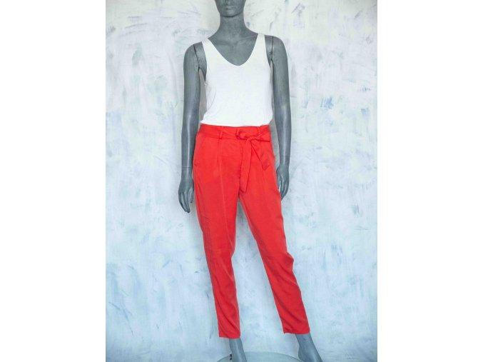 kalhoty s mašlí