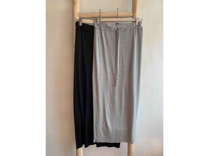 dlouhá basic sukně
