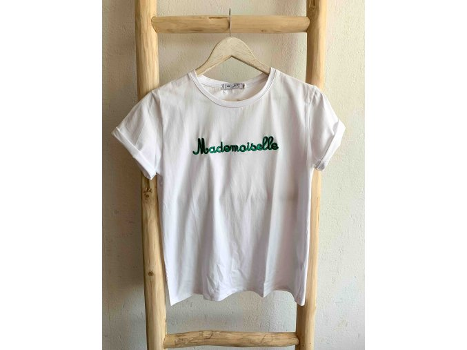 tričko mademoiselle